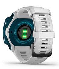 Часы для спорта Garmin Instinct Solar, Tactical Edition, Cloudbreak, WW, (010-02293-08) с GPS навигатором, фото 2