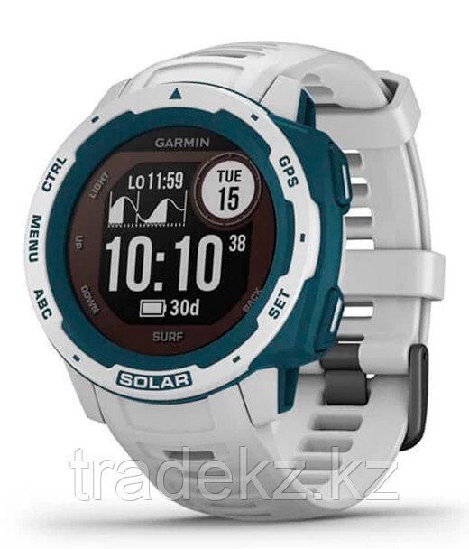 Часы для спорта Garmin Instinct Solar, Tactical Edition, Cloudbreak, WW, (010-02293-08) с GPS навигатором