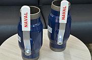 Краны стальные NAVAL