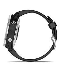 Спортивные часы Garmin fenix 6S Solar, Silver w/Black Band, (010-02409-00) с GPS навигатором, фото 3