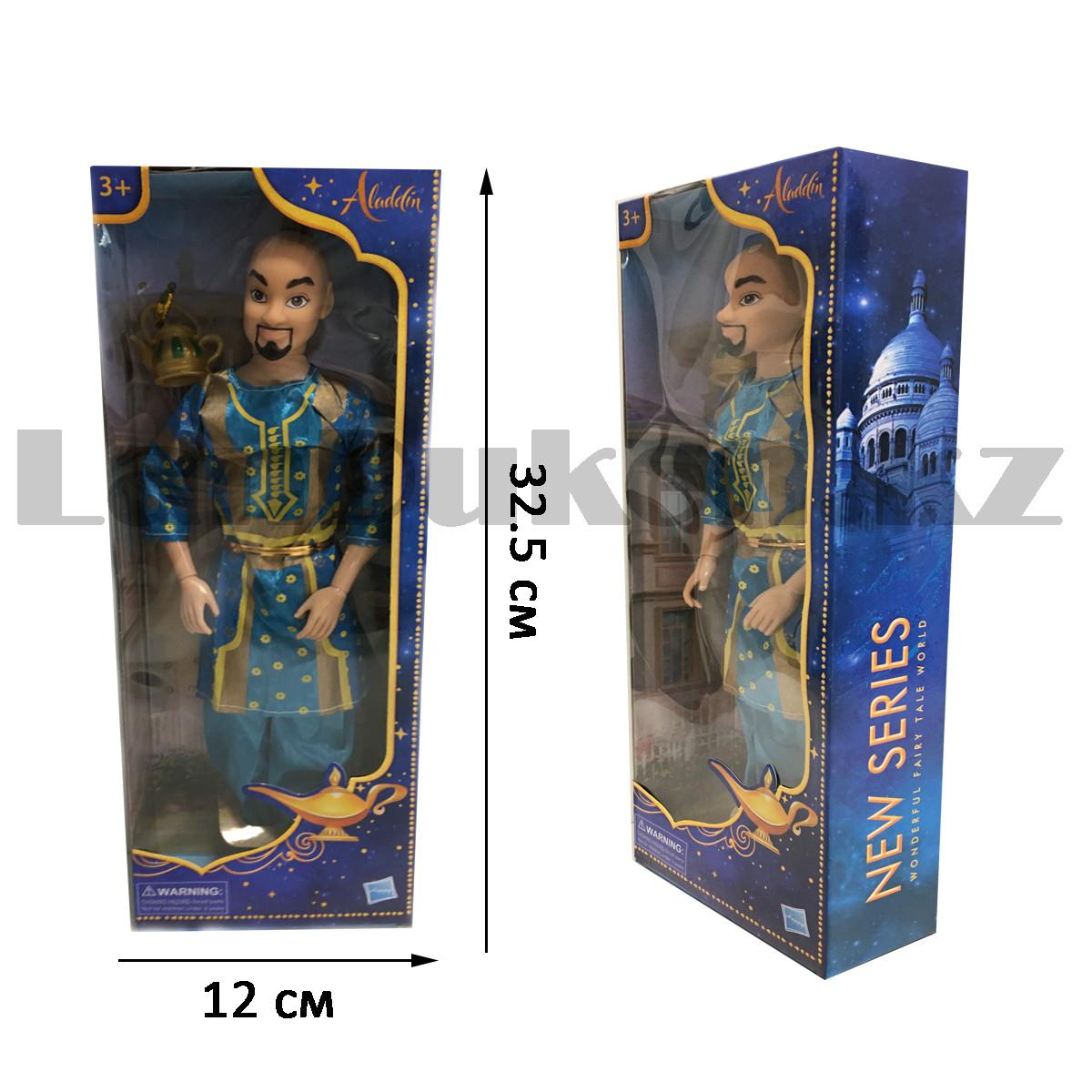 """Детская кукла """"Джин"""" (Аладдин) в картонной упаковке 30 см - фото 2"""
