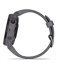 Спортивные часы Garmin fenix 6S Pro Solar, Amethyst w/Shale Band, EMEA (010-02409-15) с GPS, фото 3