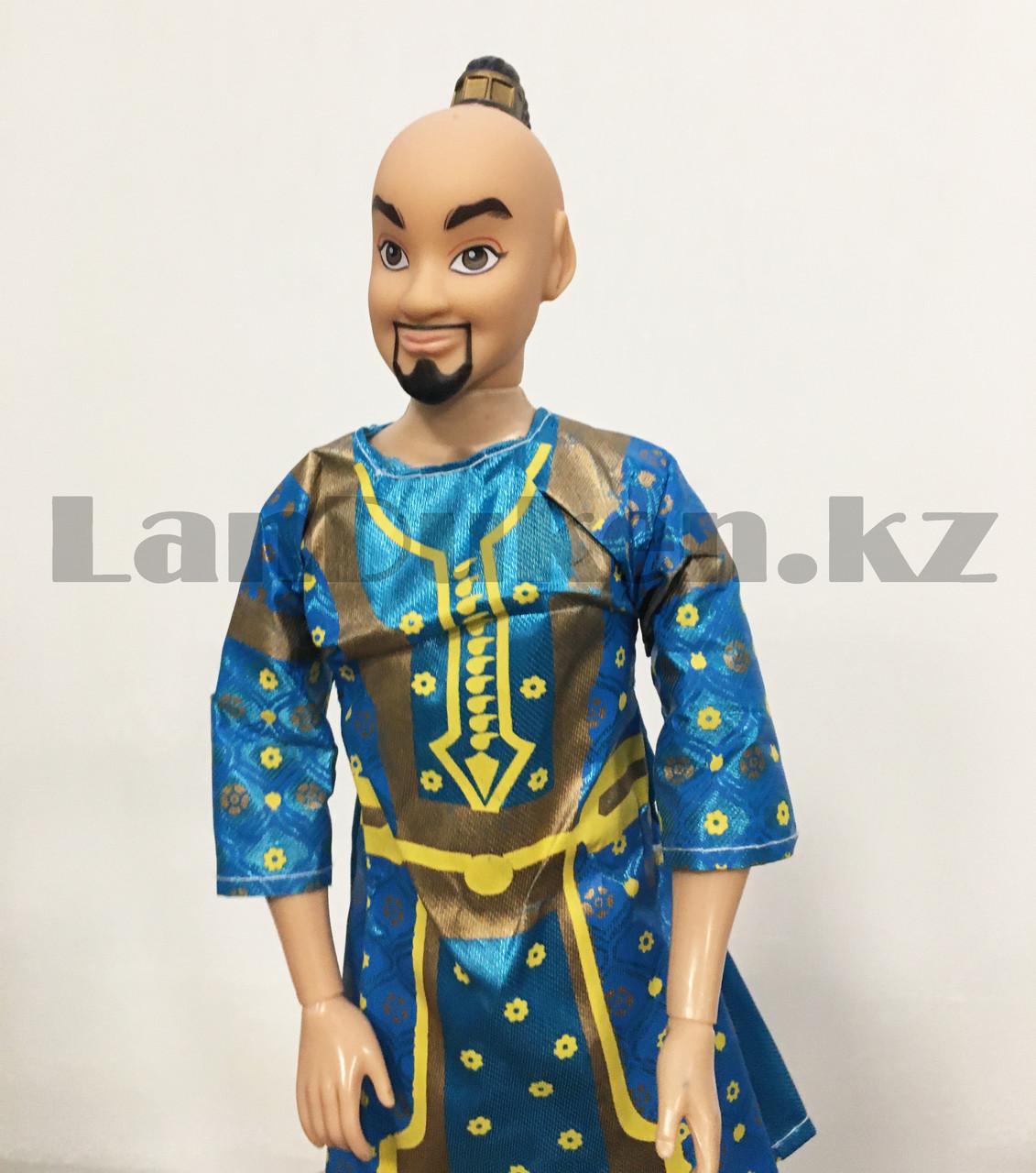 """Детская кукла """"Джин"""" (Аладдин) в картонной упаковке 30 см - фото 5"""