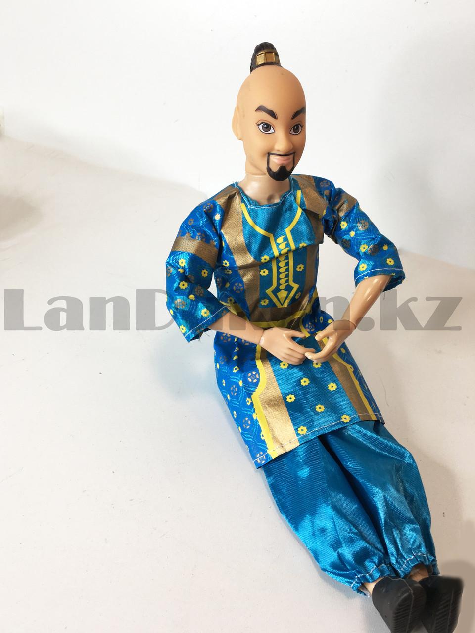 """Детская кукла """"Джин"""" (Аладдин) в картонной упаковке 30 см - фото 6"""