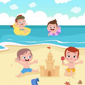 Все для бассейна и пляжного отдыха