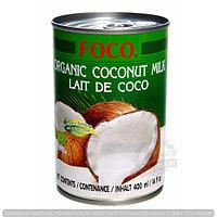 """Органическое кокосовое молоко """"Foco"""", 400 гр"""