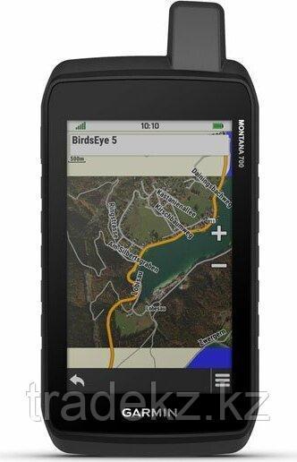 GPS навигатор Garmin Montana 700 (010-02133-01), сенсорный экран
