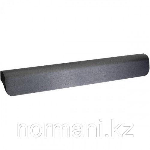 Ручка накладная L.236мм, отделка черный шлифованный
