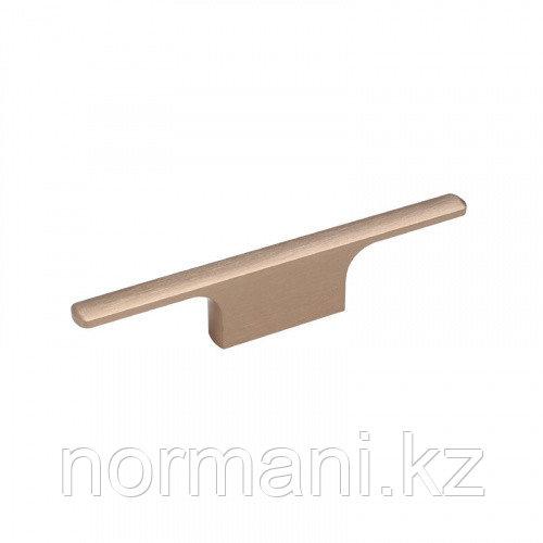 Ручка-кнопка 32мм, отделка золото шлифованное