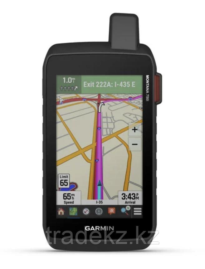 GPS навигатор Garmin Montana 750i (010-02347-01), сенсорный экран