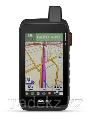 GPS навигатор Garmin Montana 750i (010-02347-01), сенсорный экран, фото 2