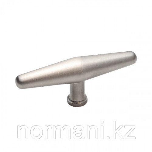 Ручка-кнопка, отделка сталь нержавеющая