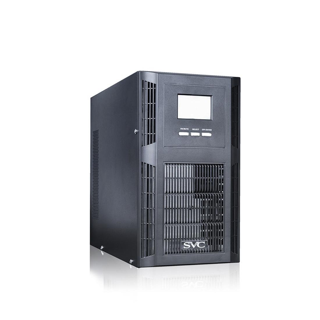 UPS SVC PT-1K-LCD (1000ВА/800Вт)