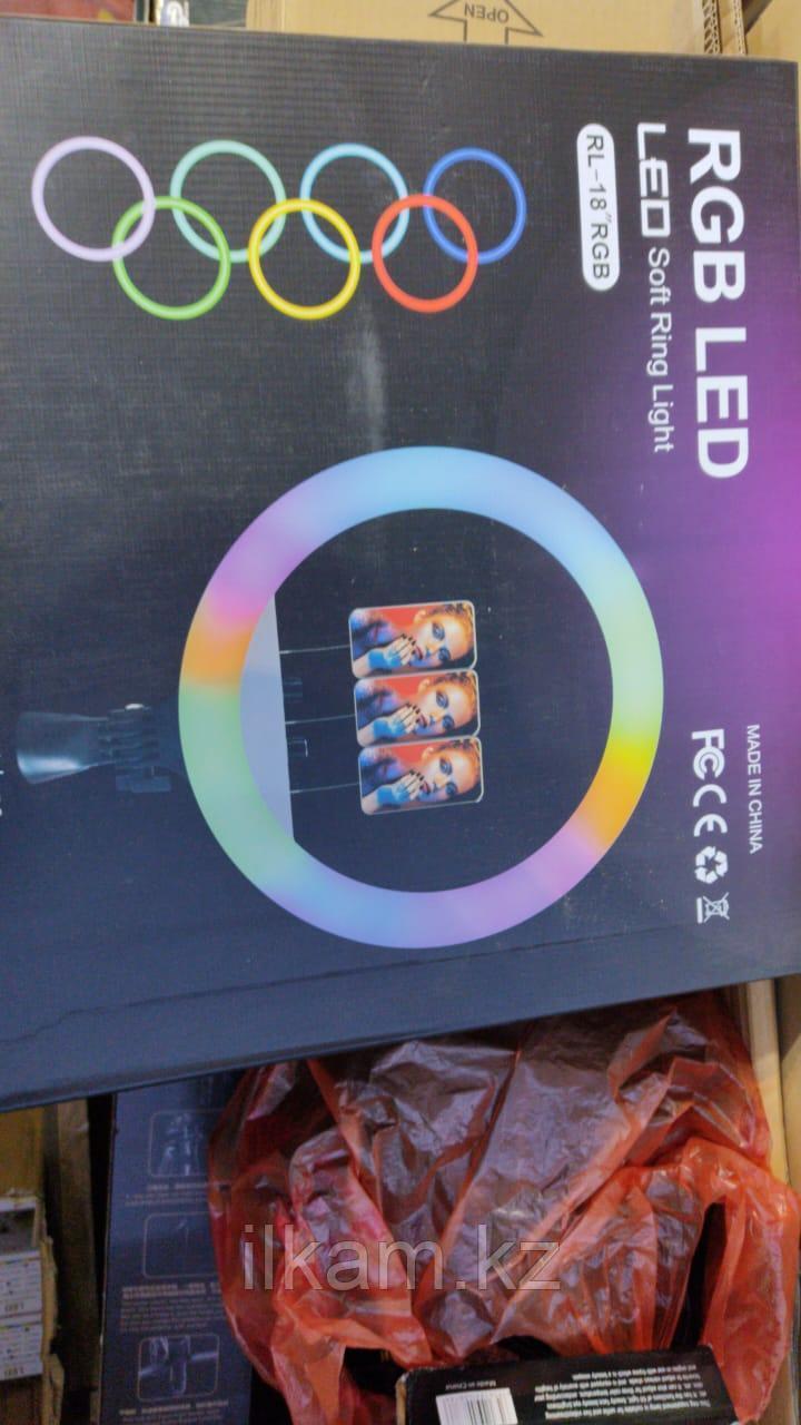 Лампа круглая для TikTok 32 см