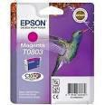 Картридж Epson C13T08034011 P50/PX660 пурпурный