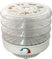 Сушилка для грибов Ветерок (электросушилка 3 прозрачных поддона, в гофр.упаковке)