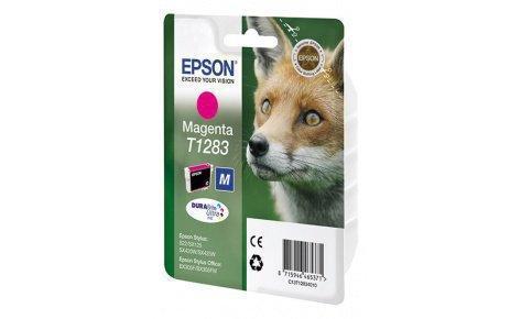 Картридж Epson C13T12834012 S22/SX125 пурпурный new