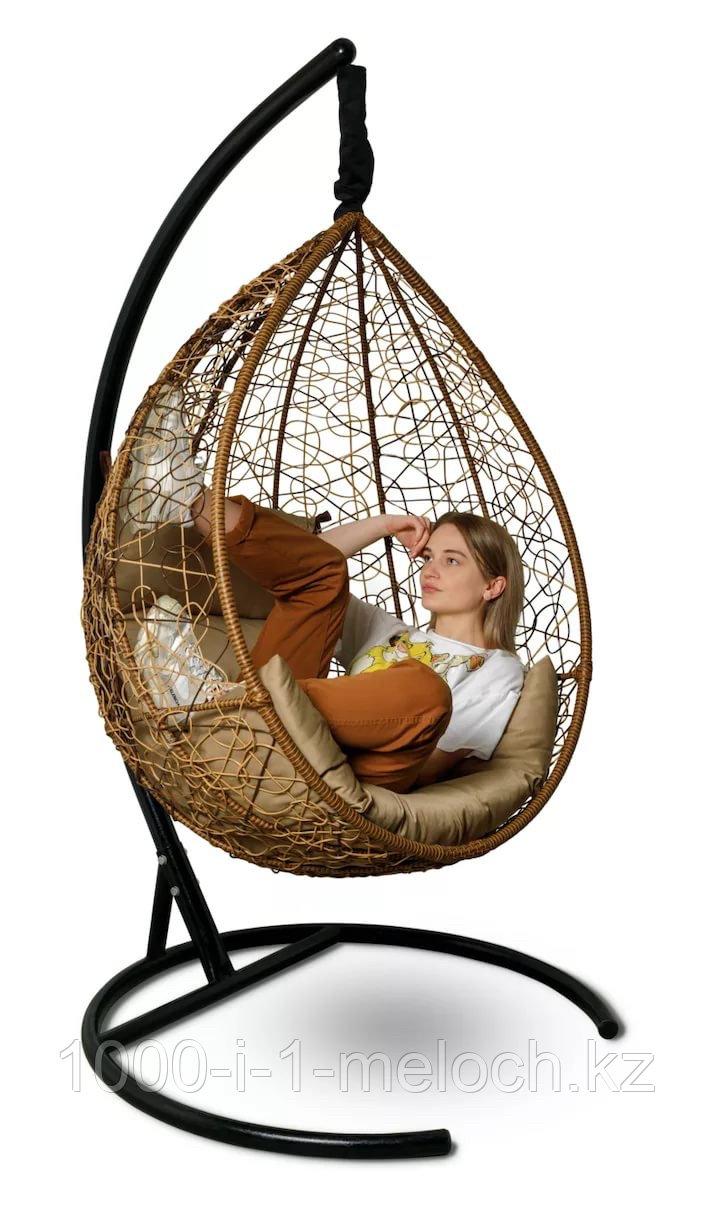 Кресло качели «кокон» гнездо. Алматы - фото 1