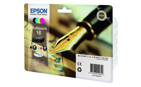 Картридж Epson C13T16264012 мультипак для WF2010 new