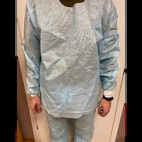 Комплект одежды хирургический одноразовый нестерильный