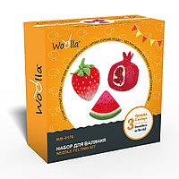"Наборы - шерстяной креатив ""Woolla"" WB-0176 ""Сочные ягоды"" набор для валяния ."