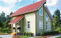 Проект дома №184, фото 1