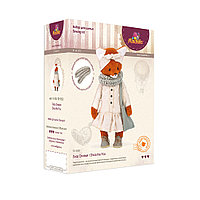 "Набор для изготовления игрушки ""Miadolla"" TD-0302 Лиса Оливия ."