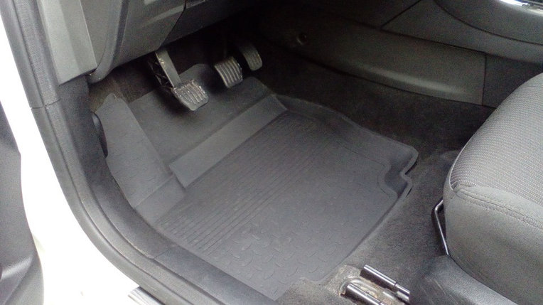 Резиновые коврики с высоким бортом для Ford Mondeo IV 2007-2015, фото 2