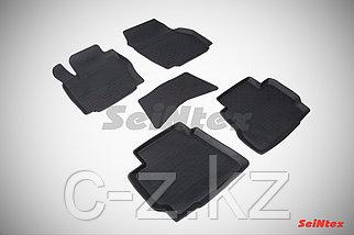 Резиновые коврики с высоким бортом для Ford Mondeo IV 2007-2015