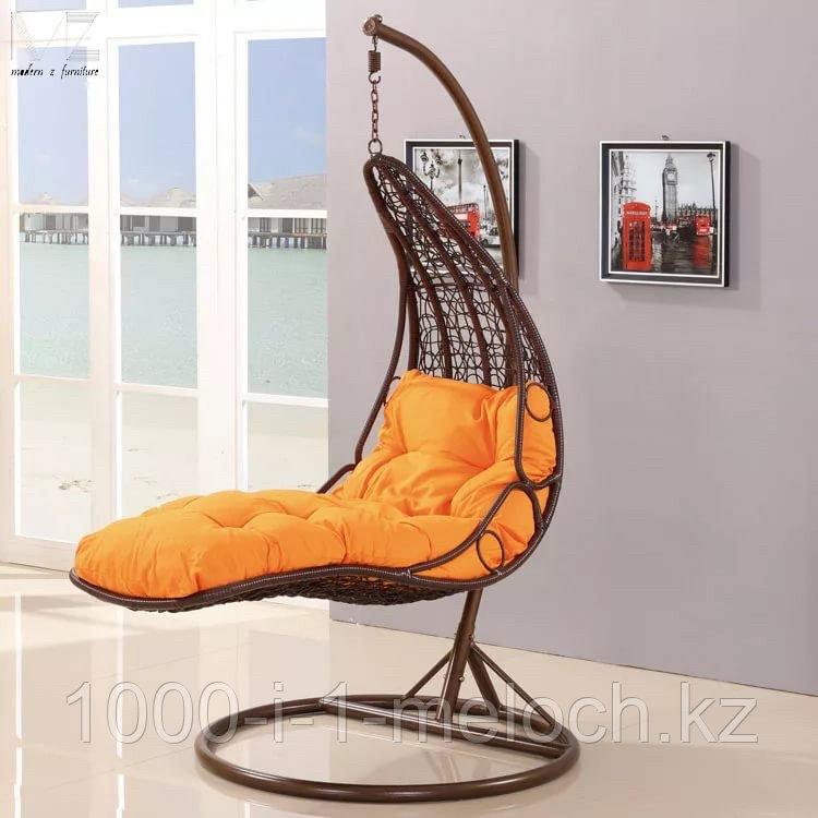 Кресло качели люкс-2 «лежак» Алматы - фото 1