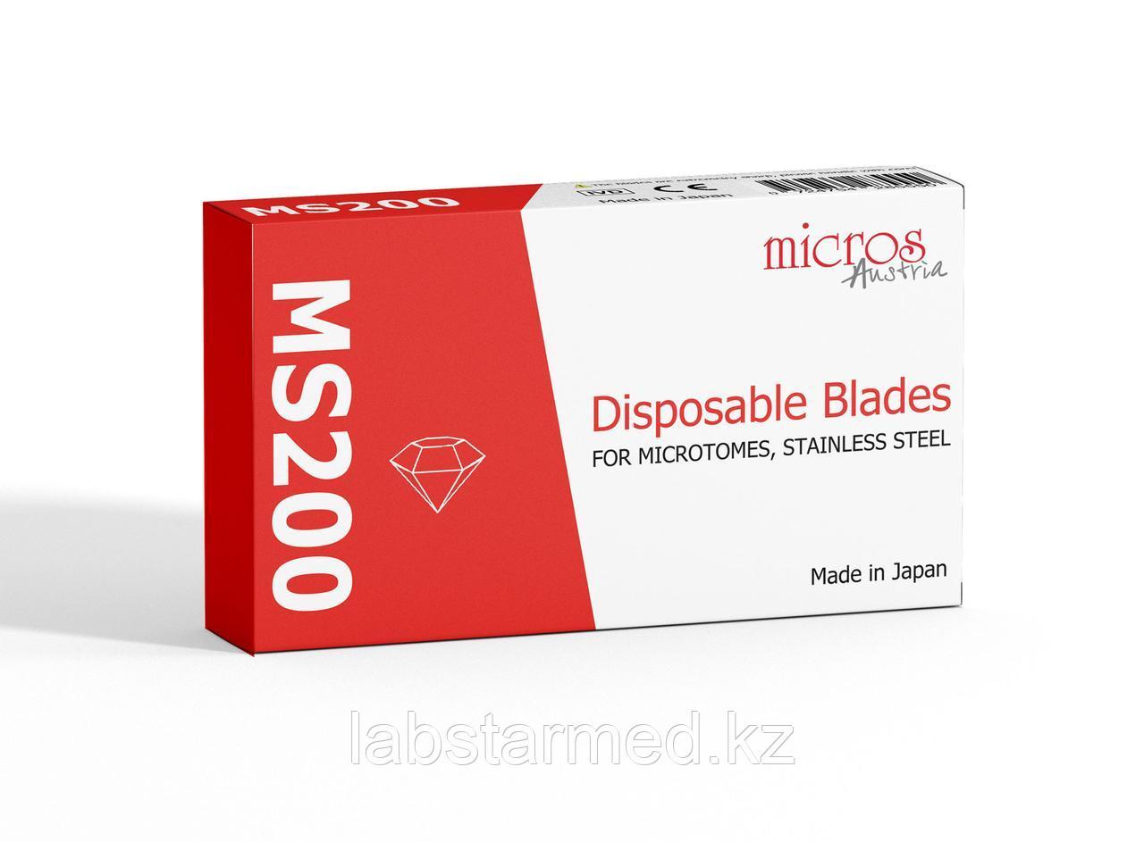Лезвия для изготовления срезов MS24, MS33, MS200, MS300, HIGH PROFILE