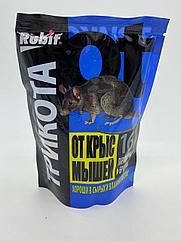 Средство от грызунов Rubit ТриКота парафиновый брикет 16 доз 160 г