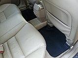 Резиновые коврики с высоким бортом для Honda Accord VII (2003-2008), фото 4