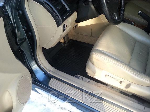 Резиновые коврики с высоким бортом для Honda Accord VII (2003-2008), фото 2
