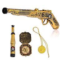 Набор пирата «Стрелок», 5 предметов