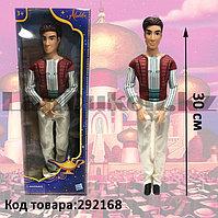 """Детская кукла """"Аладдин""""  в картонной упаковке 30 см"""