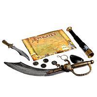 Набор пирата «Абордаж», 10 предметов