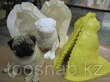 Полиуретан 5045 (твердость по шору 45) (фасовка 1 кг + 0,5 кг) для изготовления гибких литьевых форм Алматы, фото 3