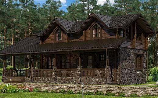 Проект дома №138