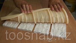 Полиуретан 6080 (фасовка 1+0,5 кг)  применяется для изготовления гибких литьевых форм Алматы