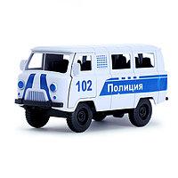 Машина инерционная «Микроавтобус спецслужб», МИКС, фото 1
