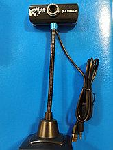 Веб камера   с микрофоном,разрешение 640х480 Алматы