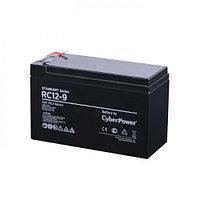 Аккумуляторная батарея SS CyberPower RC 12-9 RC 12-9 (12В, 9Ач)