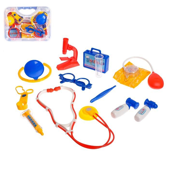 Набор доктора «Измеряем давление» в чемоданчике
