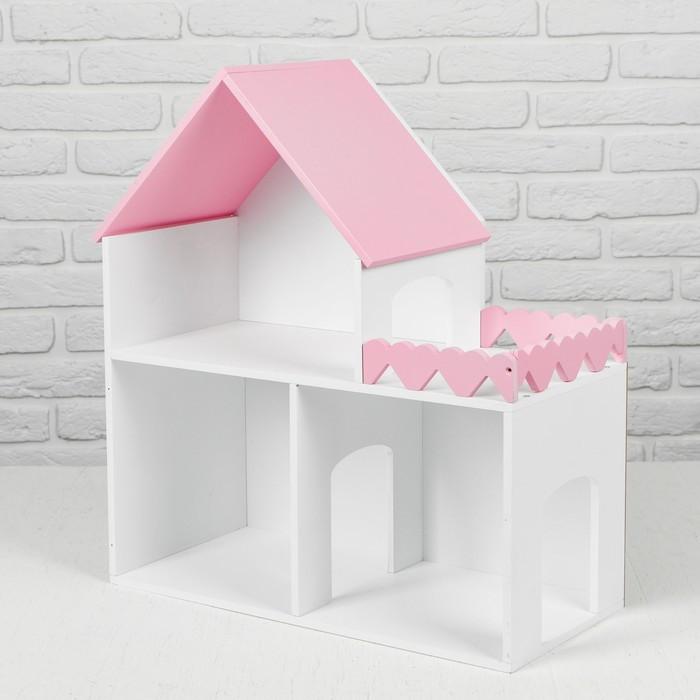 Кукольный домик «Малый», МИКС, полка: 21 см