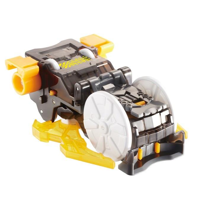 Машинка-трансформер «Дикие Скричеры. Джайнт Рок л4» - фото 1