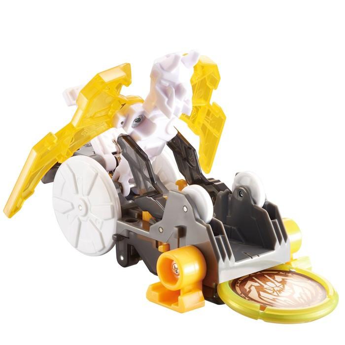 Машинка-трансформер «Дикие Скричеры. Джайнт Рок л4» - фото 2
