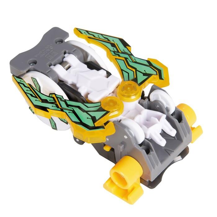 Машинка-трансформер «Дикие Скричеры. Джайнт Рок л4» - фото 3