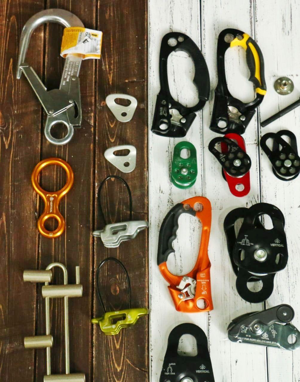 Снаряжение для ВЫСОТНЫХ работ, альпинизма, туризма и скалолазания! - фото 3
