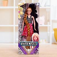 """Кукла модель """"Вера"""" в платье, МИКС, фото 1"""
